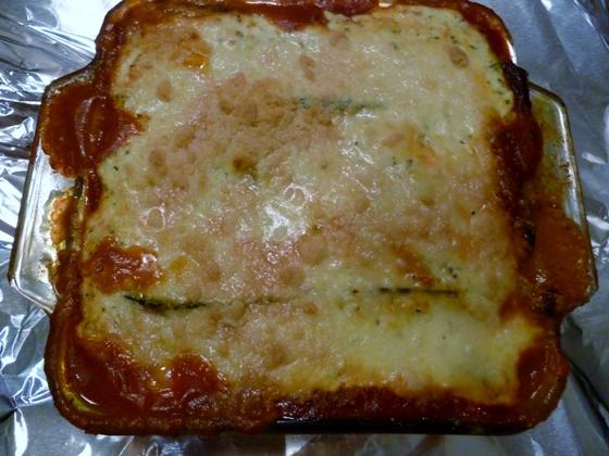Eggplant Ricotta Bake | K.D. Rausin