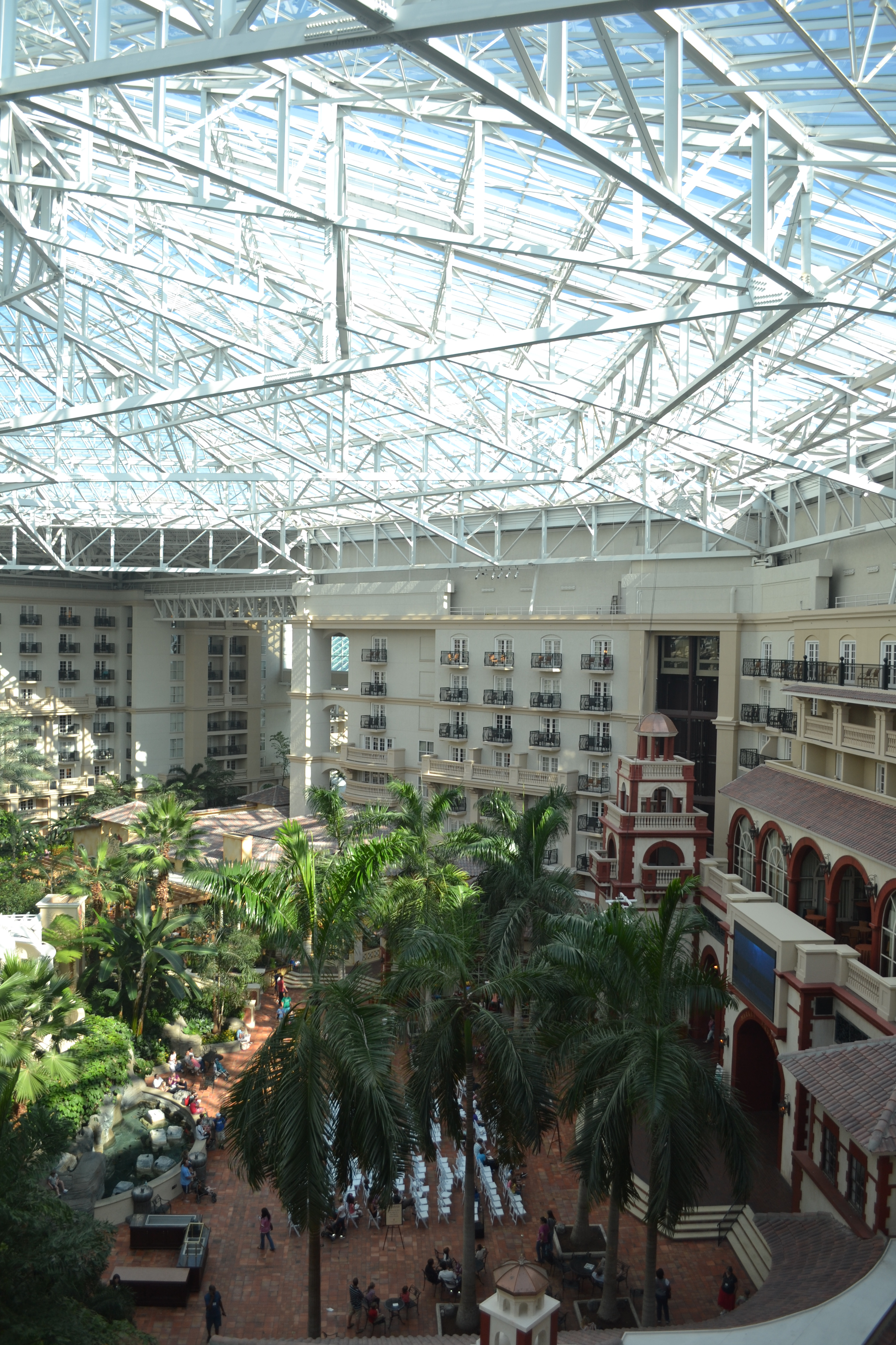 Gaylord palms resort and convention center archives k d for Dream roof
