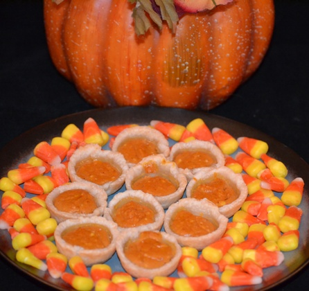 Pumkin pie bites featured image