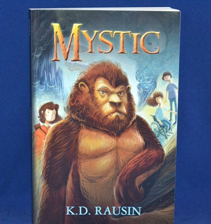 MYSTIC by K.D. Rausin