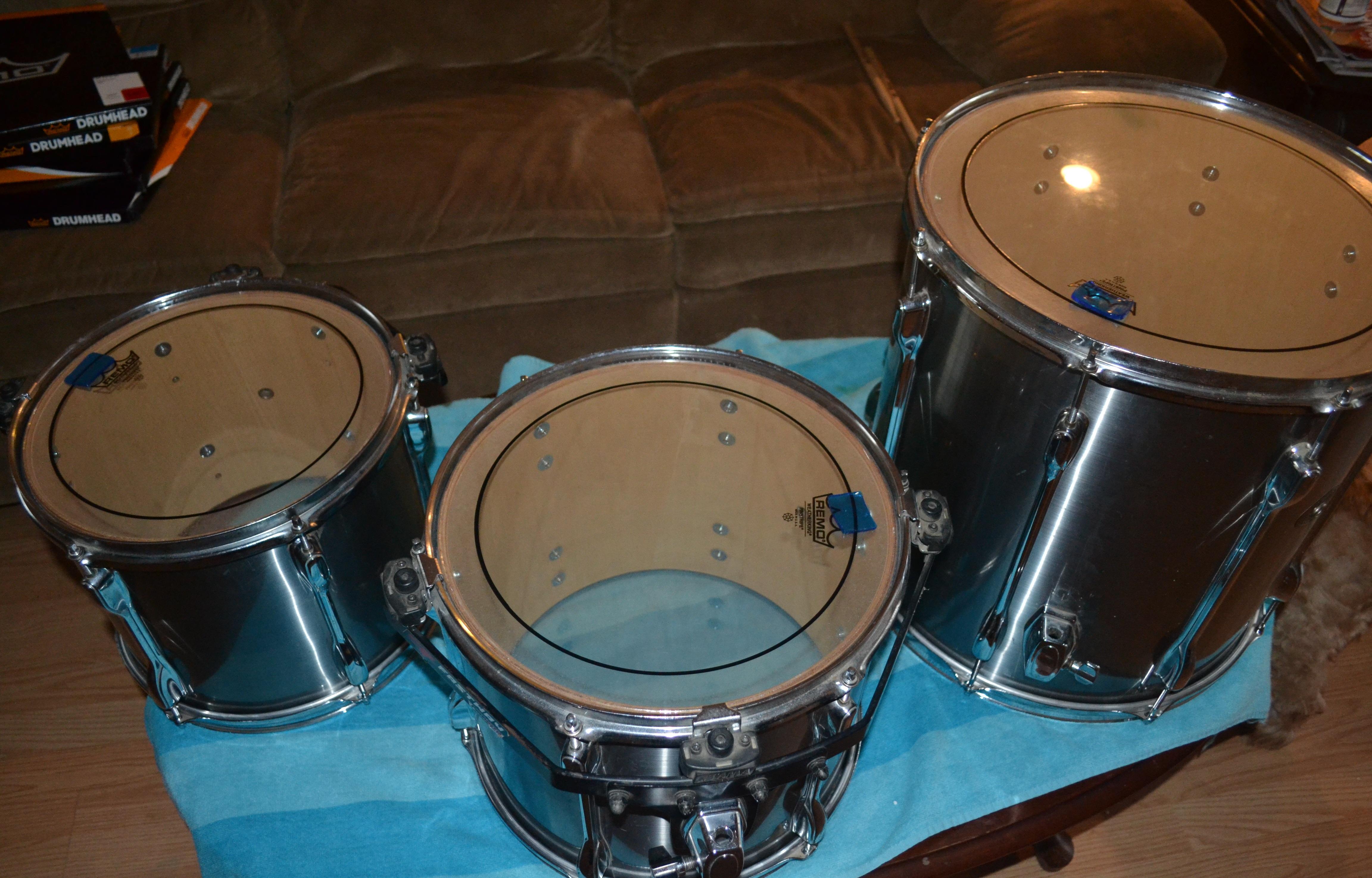 Kai's drums
