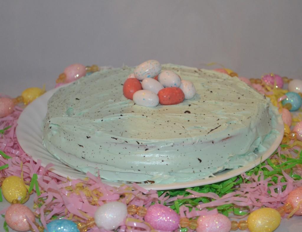 full carrot cake