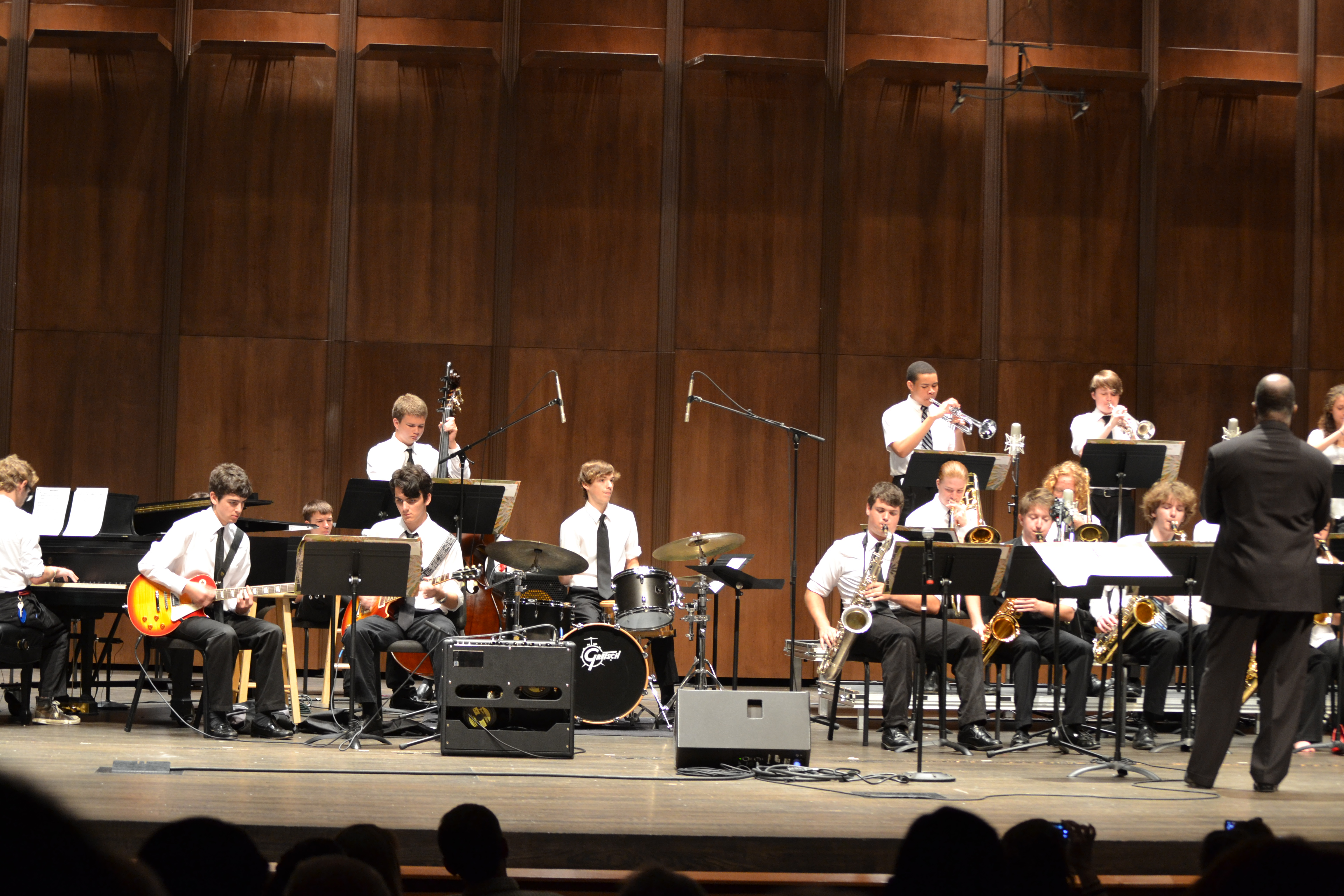 FSU Ensemble performance