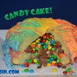 featured image candy cake