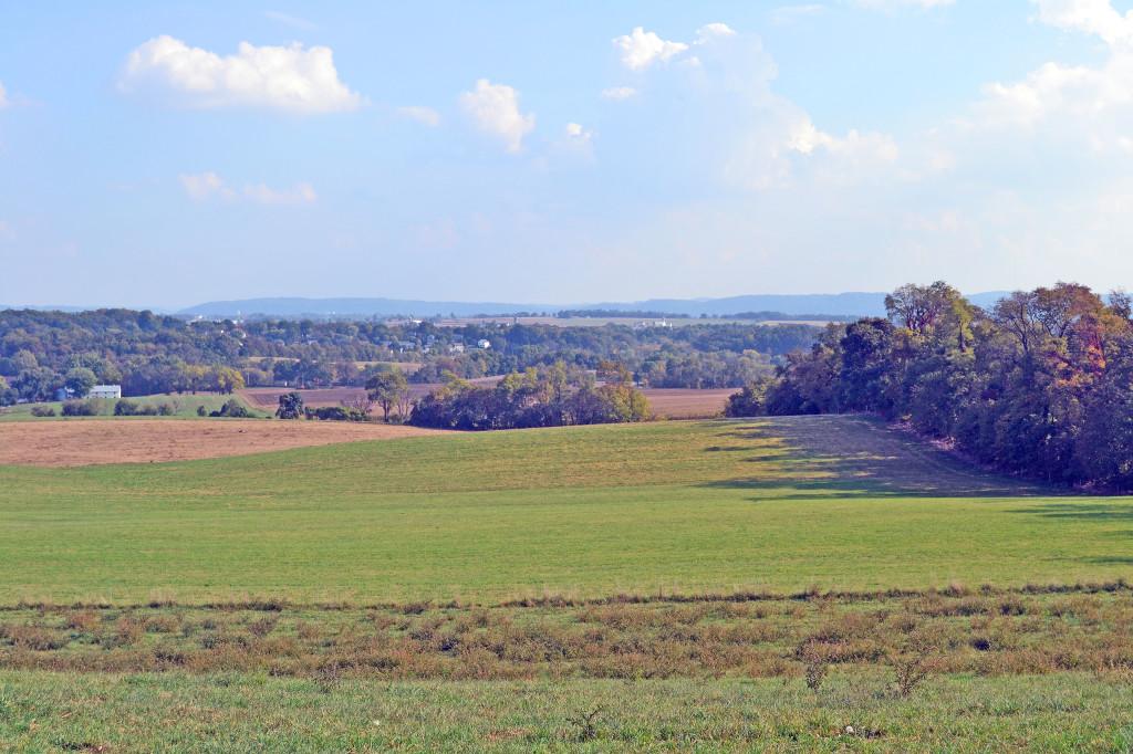 light landscape image