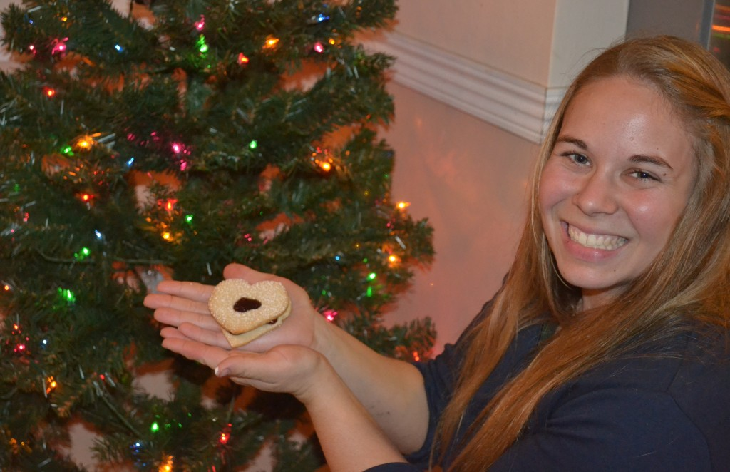 Elle's favorite cookie