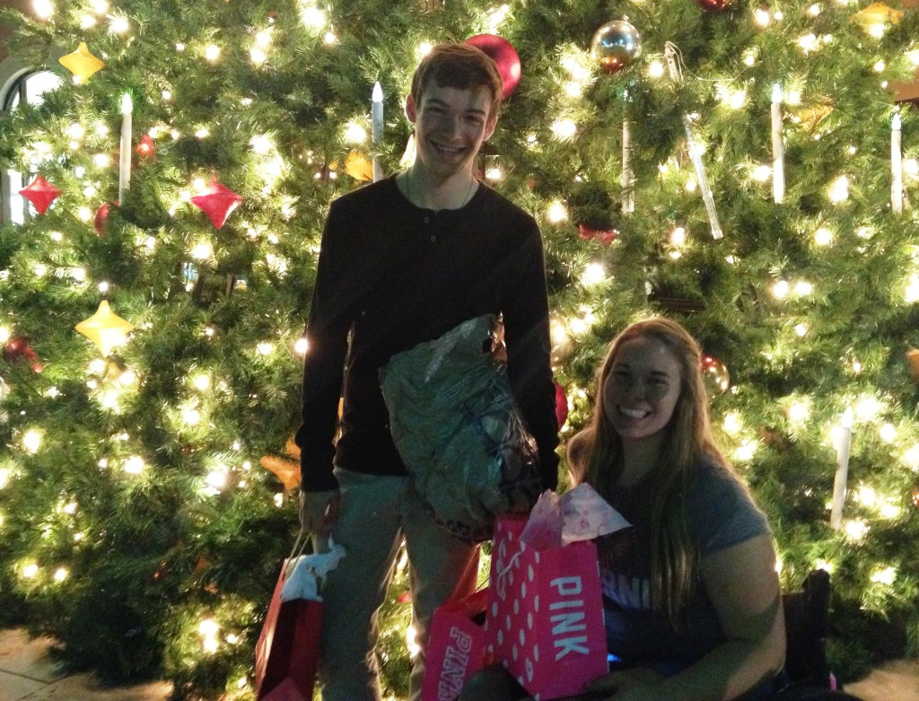shopping Dec 21 2013