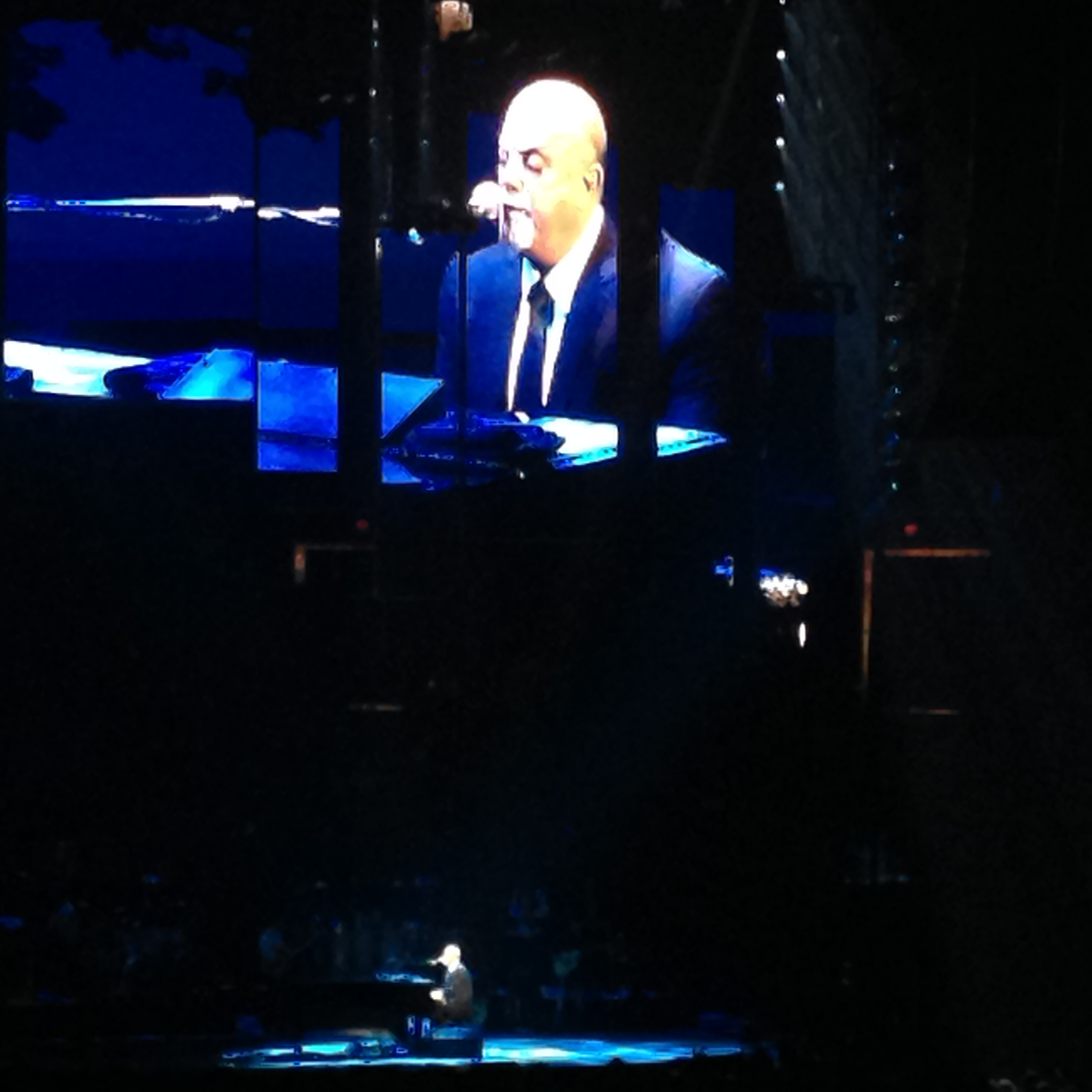 billy joel concert