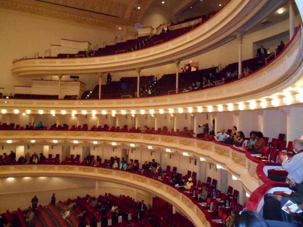 Carnegie Hall To The Boston Marathon K D Rausin