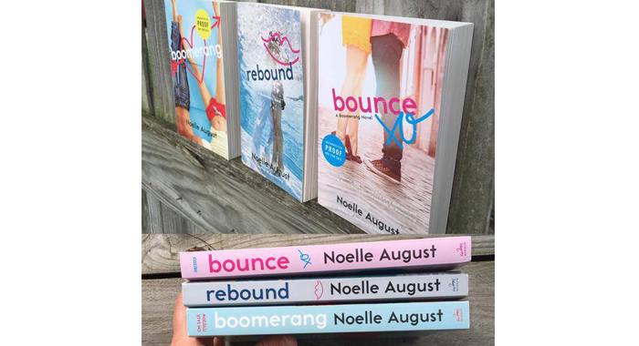 Noelle August Books Blog